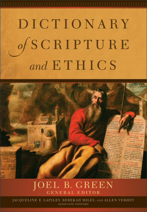 DSE: Dictionary of Scripture and Ethics